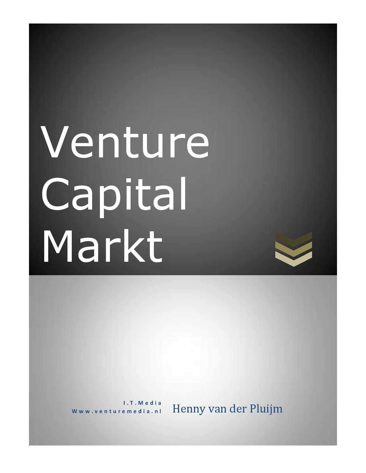 Venture_Capital_Markt
