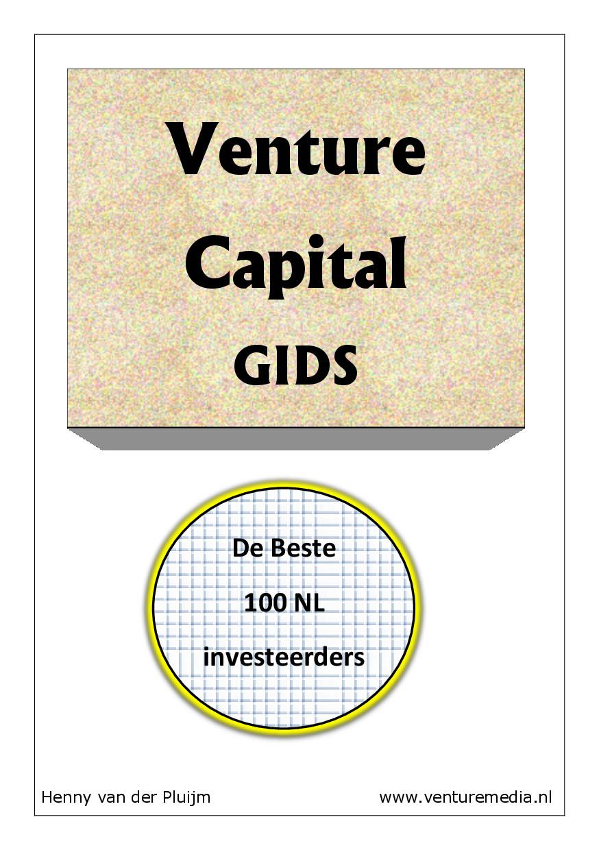 Venture Capital Gids